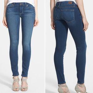 Paige verdugo ultra skinny jeans medium wash 32